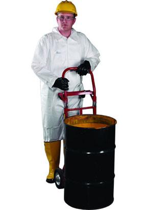 Posiwear Breathable BA Coveralls w/ Hood, Boots  pic 2