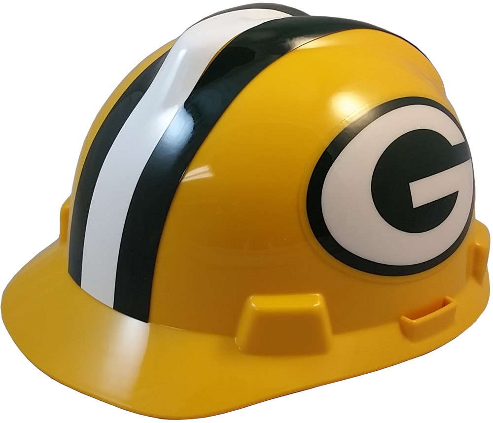 Green Bay Packers Hard Hats. See 10 more pictures 05820e8fd