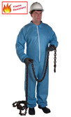 Posiwear FR Flame Resistant Coveralls w/ Hood, Wrists   pic 2