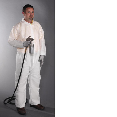 Posiwear 3 Coveralls w/ Elastic Wrists, Ankles   pic 1