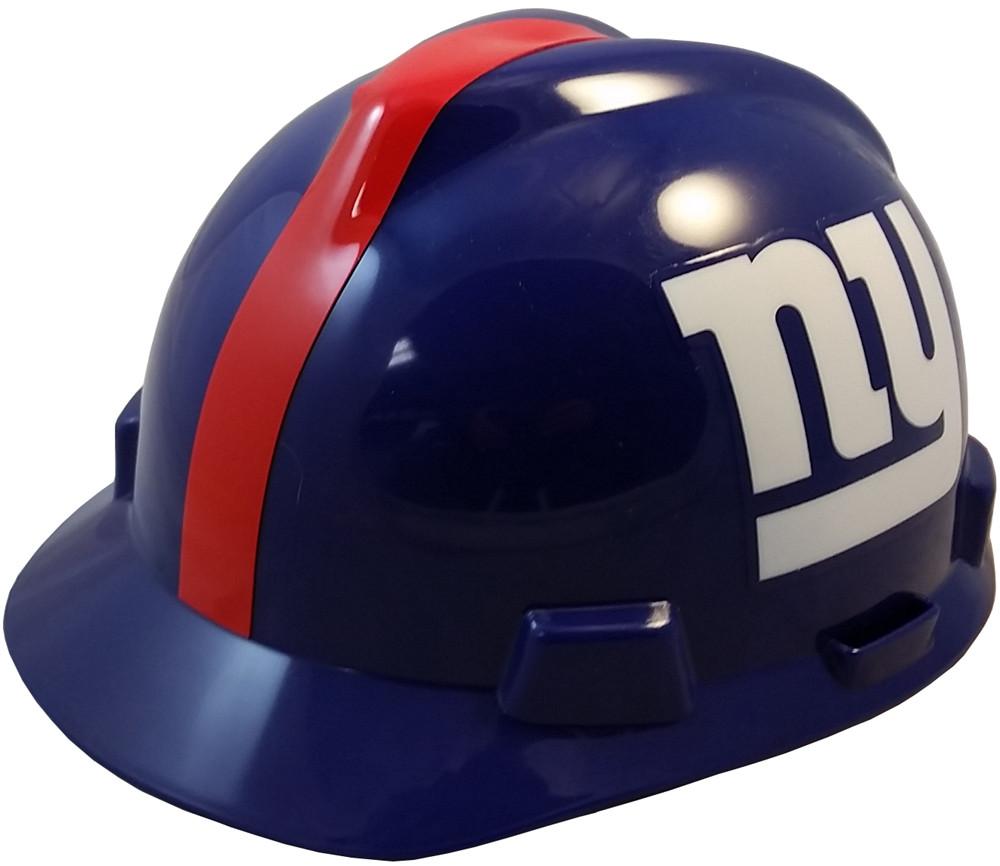 ebebde991c0 ... New York Giants hard hats. Oblique View. Loading zoom