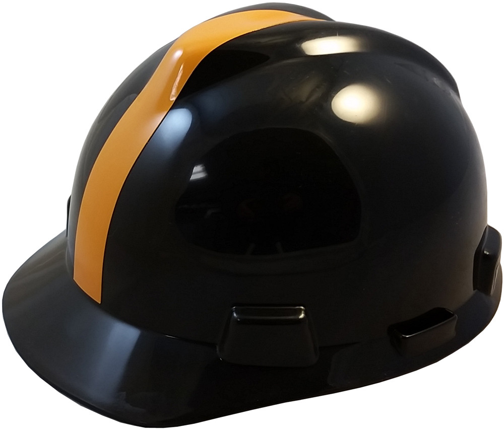 12aca8cb14b Pittsburgh Steelers Hard Hats. See 10 more pictures. MSA