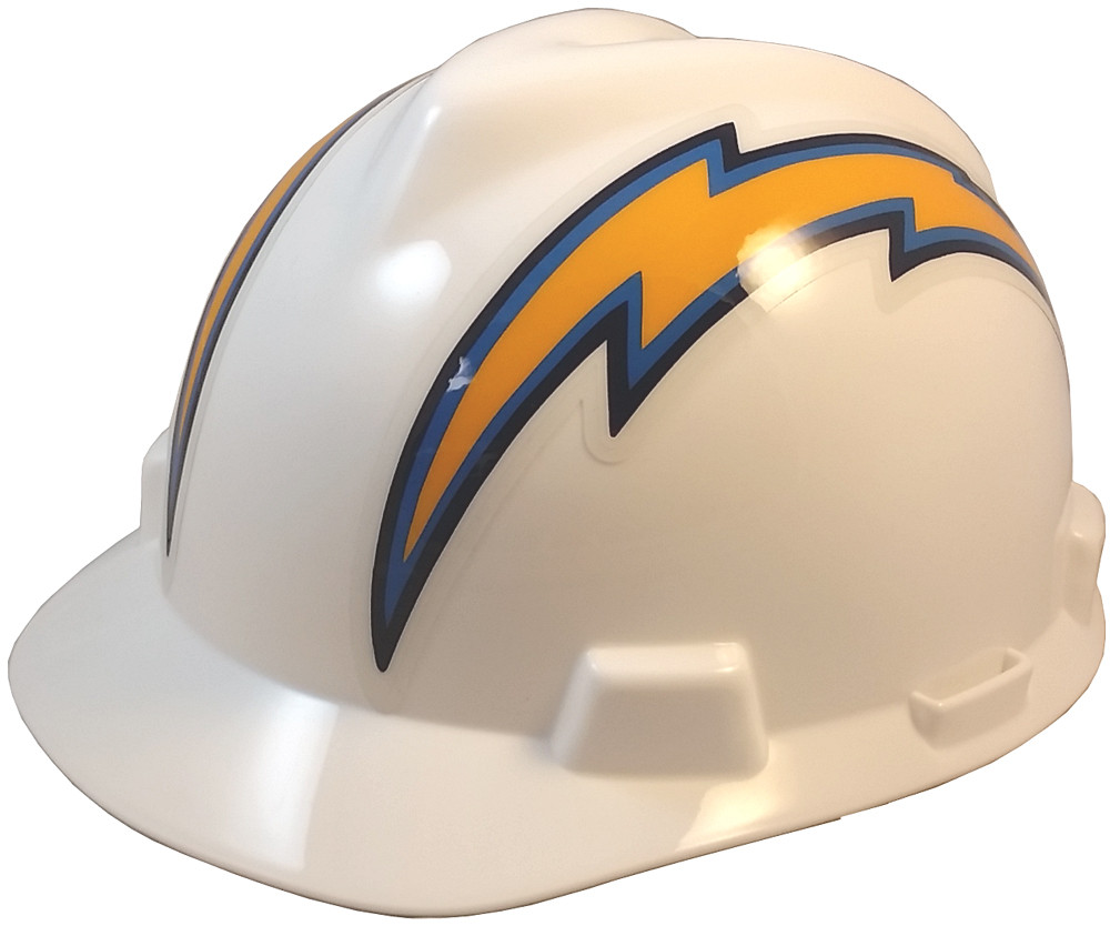 03183fae9f0 Los Angeles Chargers Hard Hats. See 10 more pictures