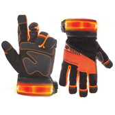 Safety Vis Flexgrip PRO Glove with Lights (#L-145)