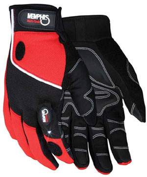 MCR Multi Task Light Gloves, Part # MCR924 pic 5