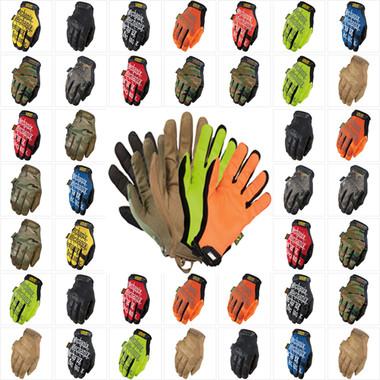 Mechanix Original Gloves  - ALL COLORS, ALL SIZES