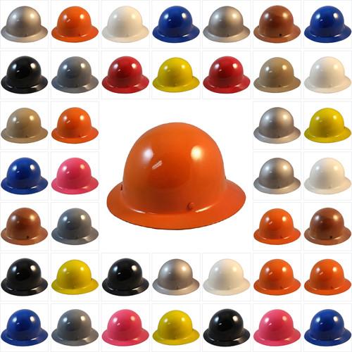 MSA Skullgard Full Brim Hard Hats with RATCHET Suspensions. Loading zoom aa17d4e56fad