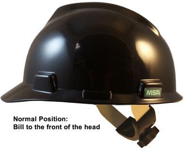 Swing Suspension in Normal Position