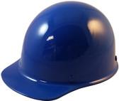Skullgard Cap Style With Ratchet Suspension Blue - Oblique View