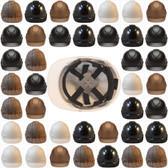 Pyramex Ridgeline Cap Style Hard Hats with Graphite Pattern