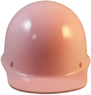 Skullgard Cap Style With STAZ ON Suspension Light Pink - Front View