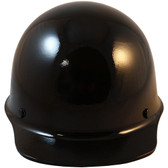 Skullgard Cap Style With STAZ ON Suspension Black ~ Front View