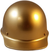 MSA Skullgard Cap Style With STAZ ON Suspension Gold - Front View