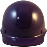 MSA Skullgard Cap Style With STAZ ON Suspension Purple - Front View