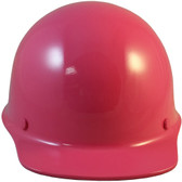 MSA Skullgard Cap Style With STAZ ON Suspension Hot Pink - Front View