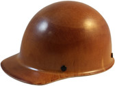 Skullgard Cap Style With Ratchet Suspension - Natural Tan - Oblique View