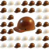 MSA Skullgard Cap Style Hard Hats - Staz On Suspensions (Factory Colors)