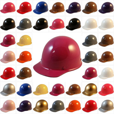 MSA Skullgard Cap Style Hard Hats - Ratchet Suspensions