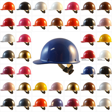MSA Skullgard Cap Style Hard Hats - Swing Suspensions