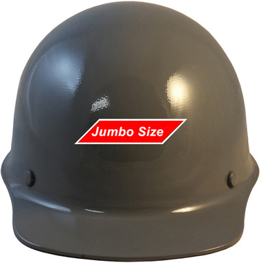 MSA Skullgard (LARGE SHELL) Cap Style Hard Hats with STAZ ON Suspension - Front View