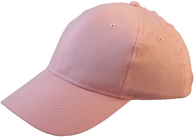 ERB Soft Bump Cap (Cap and Insert) - Pink - Oblique View