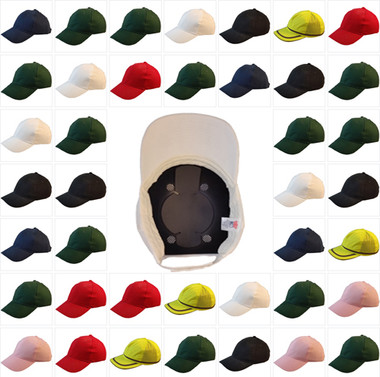 ERB Soft Bump Cap (Cap and Insert) All Colors