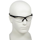 Jackson Nemesis Safety Glasses w/ 1.0 Bifocal Clear Lens Main