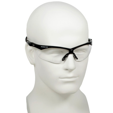 Jackson Nemesis Safety Glasses w/ 2.5 Bifocal Clear Lens Main