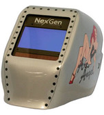 Jackson Arc Angel Welding Hoods with Nexgen Lens