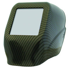 Jackson Carbon Fibre Welding Hoods with Shade 10 Lens pic 1