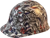 Sweet Home Texas Hydro Dipped Hard Hats Cap Style - Oblique View