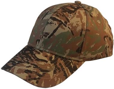 ERB Soft Bump Cap (Cap and Insert) - Camo- Oblique View