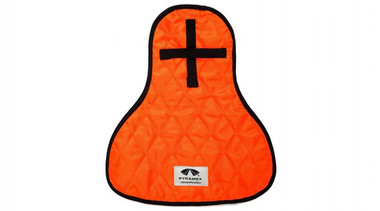 Pyramex Cooling Neck Shield - Hi-Viz Orange (CNS140)