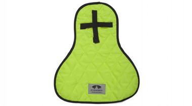 Pyramex Cooling Neck Shield - Hi-Viz Lime (CNS130)