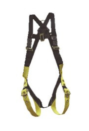 Elk River Full Body Harness with One D-Ring Pic2