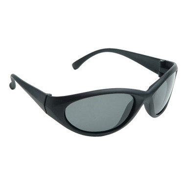 Radians Cobalt Safety Glasses with Polarized Smoke Lens