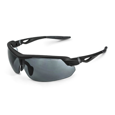 Radians Cirrus Crossfire Safety Glasses with Smoke Lens