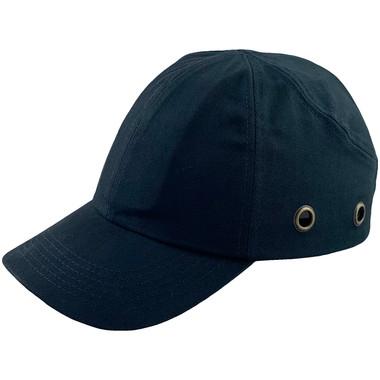 ERB Soft Bump Cap (Cap and Insert) - Dark Denim - Oblique View