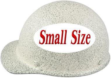 MSA Skullgard (SMALL SIZE) Cap Style Hard Hats with Ratchet Suspension - Textured Stone