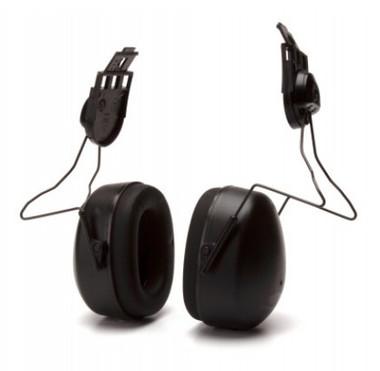 Pyramex Hard Hat Earmuff Attachment  ~ Illustration