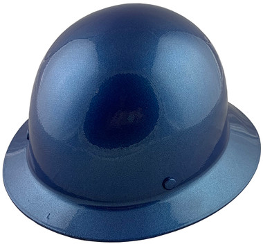 MSA Skullgard Full Brim Hard Hat  ~  Oblique View