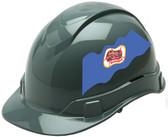Pyramex Ridgeline Cap Style Hard Hats - Minnesota Flag ~ Profile