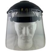 Pyramex Standard Clear Faceshield with Headgear