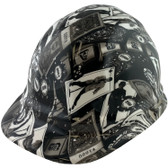 Vegas Design Cap Style Hydro Dipped Hard Hats