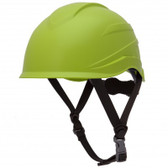 Pyramex Ridgeline XR7 Safety Helmet with 6 Point Suspension - Lime