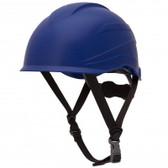 Pyramex Ridgeline XR7 Safety Helmet with 6 Point Suspension - Blue
