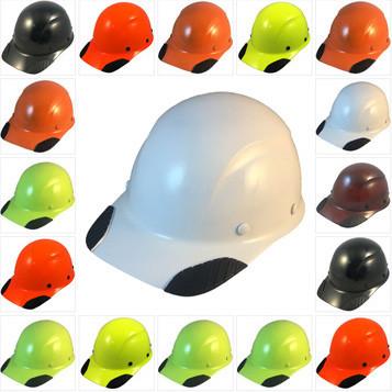 DAX Fiberglass Composite Hard Hats