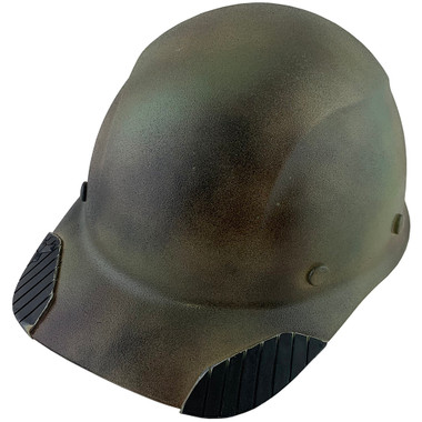 DAX Carbon Fiber Hard Hat - Cap Style Textured Camo