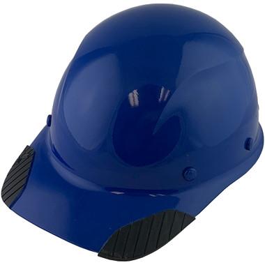 DAX Carbon Fiber Hard Hat - Cap Style Royal Blue