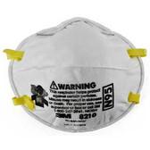 3M 8210 Respirators n95 (20 ct), Part #8210 pic 4